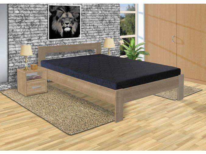postel Sandra 200x140cm  + obraz zdarma